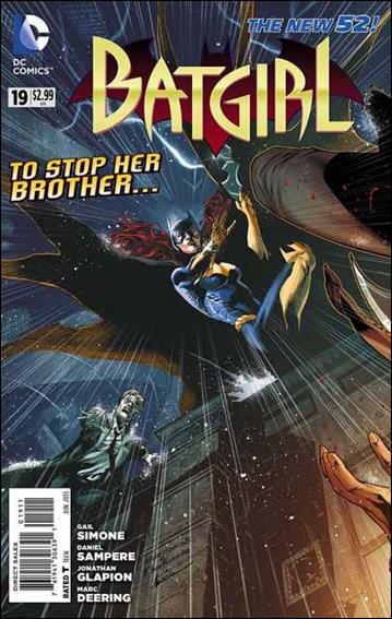 Batgirl (2011) 19-A by DC