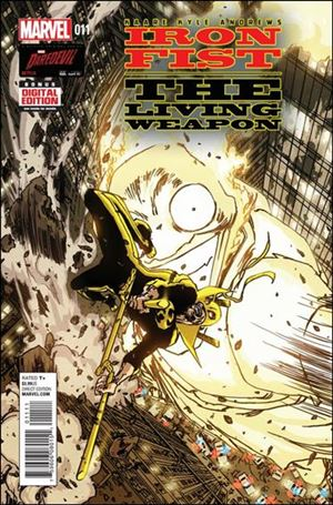 Iron Fist: The Living Weapon 11-A