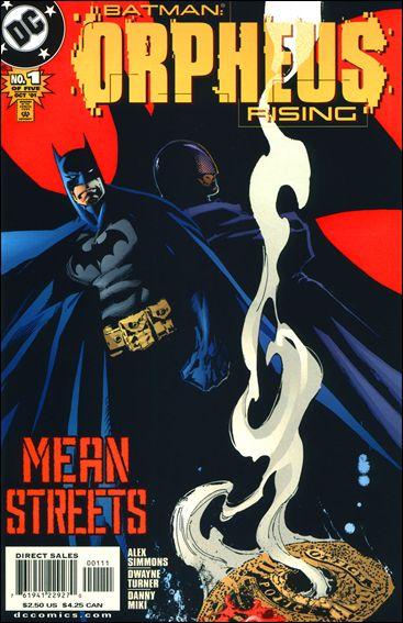 Batman: Orpheus Rising 1-A by DC