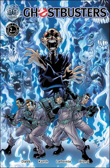 Ghostbusters: Legion 2-A by 88mph