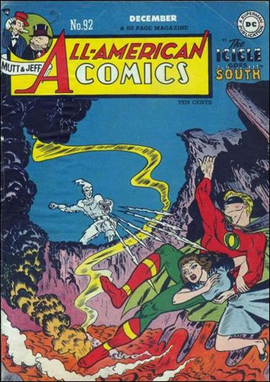 All-American Comics (1939) 92-A by DC