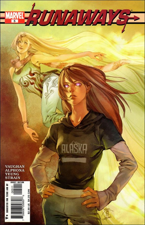 Runaways (2005) 5-A by Marvel