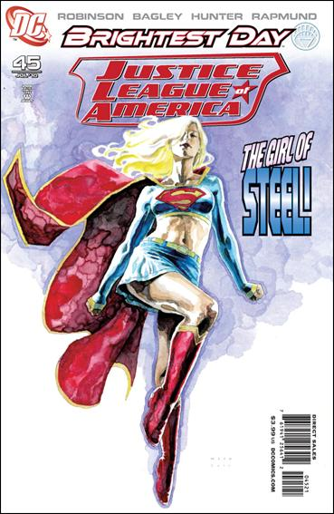 Justice League of America (2006) 45-B by DC