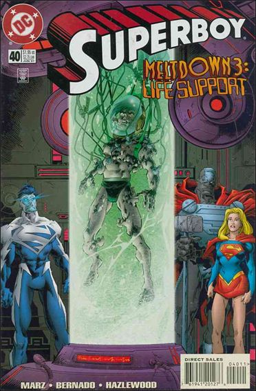 Superboy (1994) 40-A by DC