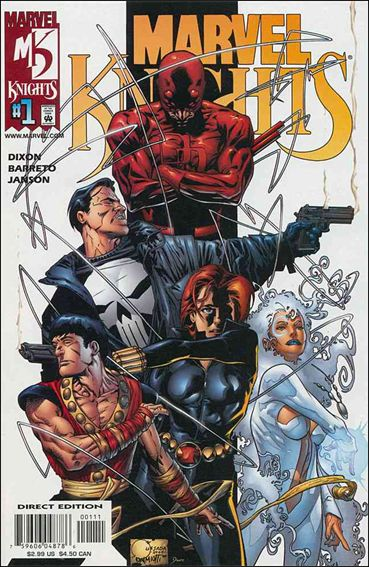 Marvel Knights (2000) 1-A by Marvel