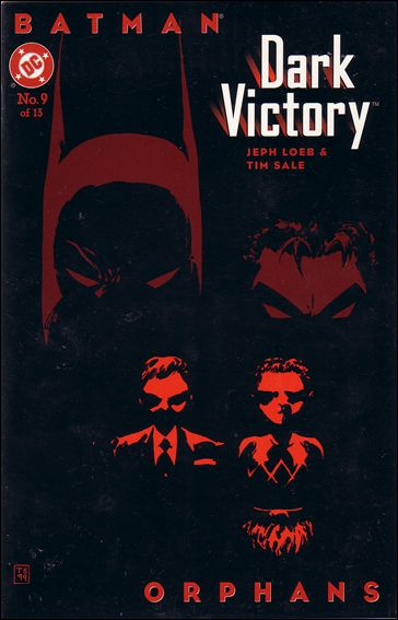 Batman: Dark Victory 9-A by DC