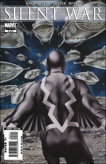 Silent War 6-A by Marvel