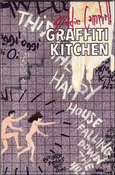 Graffiti Kitchen 1-A by Tundra