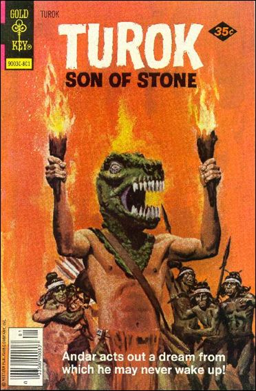 Turok, Son of Stone (1956) 113-A by Gold Key