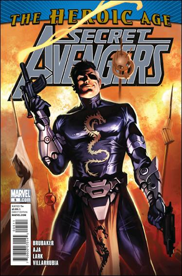 Secret Avengers (2010) 5-A by Marvel