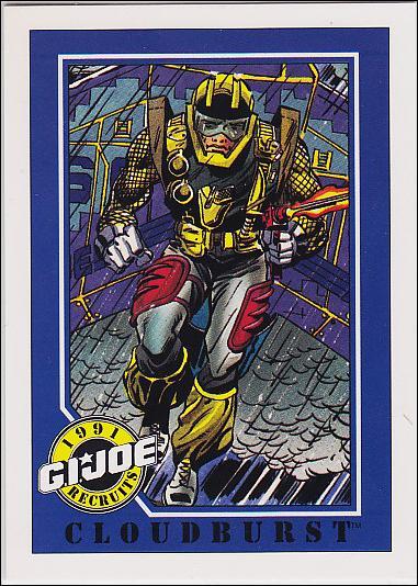 G.I. Joe (Base Set) 121-A by Impel