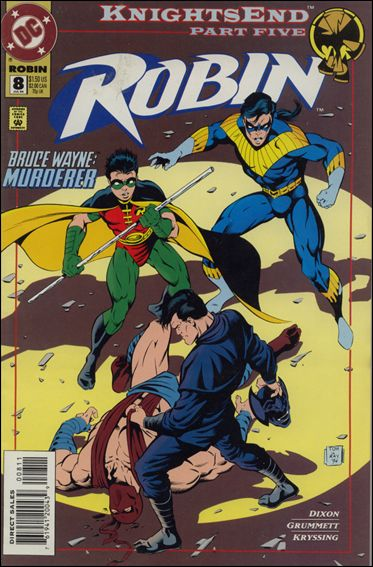 Robin (1993) 8-A by DC