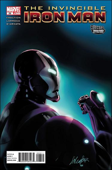 Invincible Iron Man (2008) 26-A by Marvel