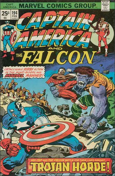 Captain America (1968) 194-A by Marvel