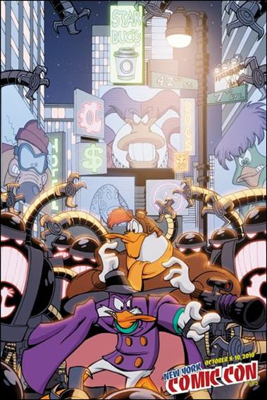 Darkwing Duck (2010) 1-F by Kaboom!