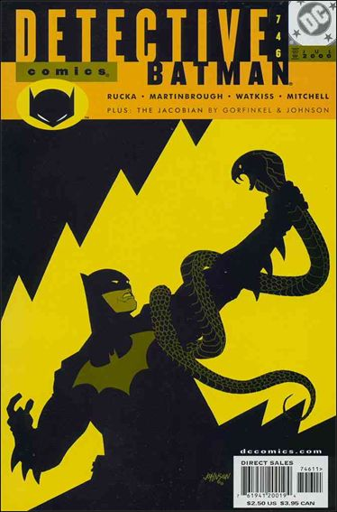 Detective Comics (1937) 746-A by DC