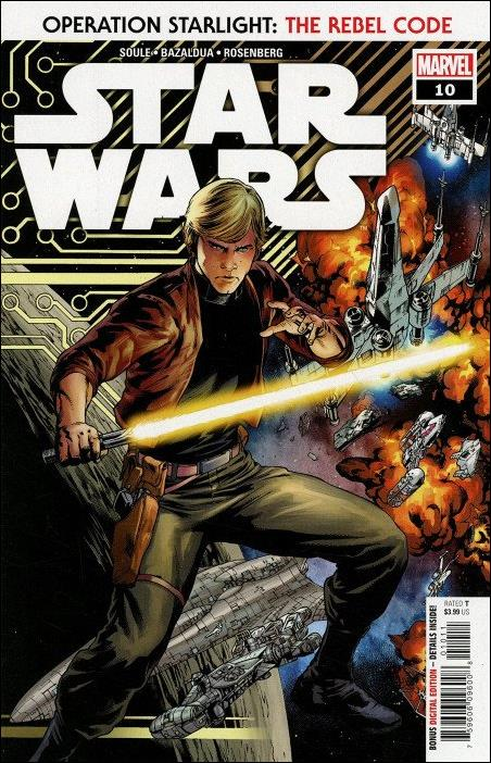 Star Wars (2020) 10-A by Marvel