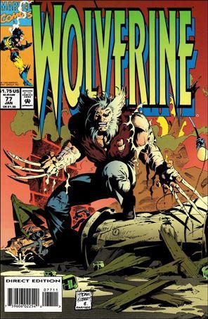 Wolverine (1988)  77-A