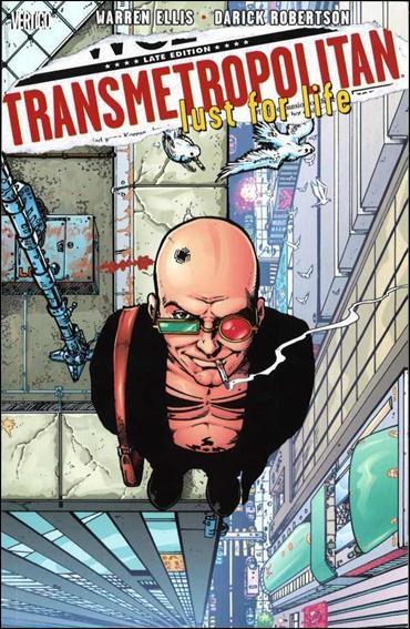 Transmetropolitan (1998) 2-E by Vertigo
