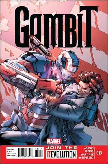 Gambit (2012) 13-A by Marvel