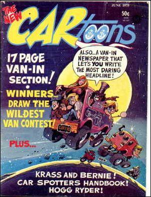 CARtoons (1961) 82-A by Petersen