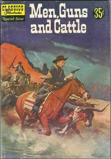 Classics Illustrated Special Issue 153-A by Gilberton