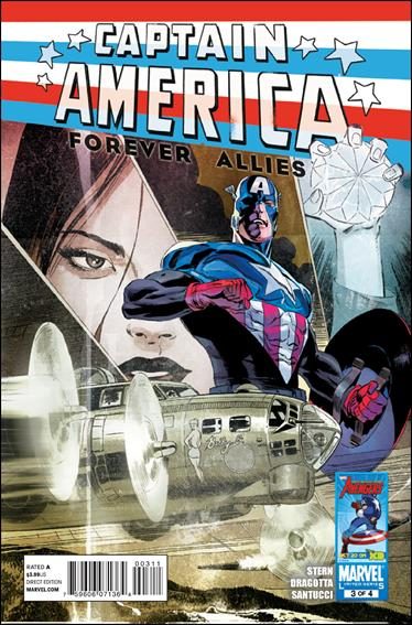 Captain America: Forever Allies 3-A by Marvel