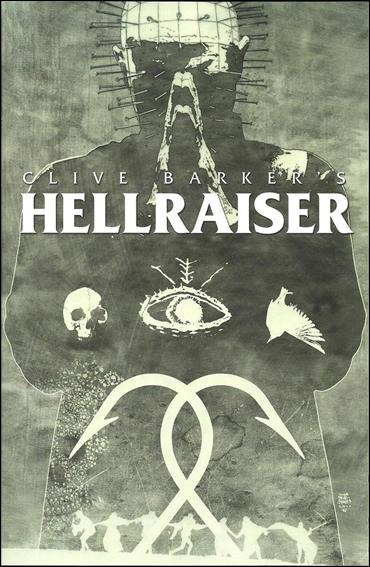 Clive Barker's Hellraiser (2011) 5-C by Boom! Studios