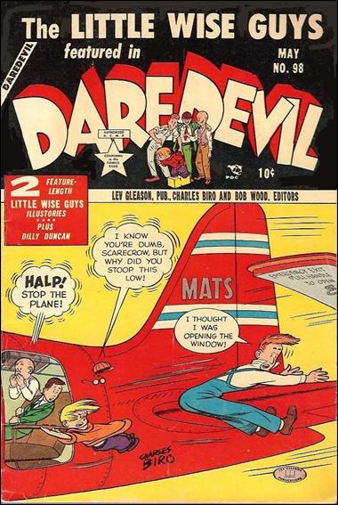 Daredevil (1941) 98-A by Lev Gleason Productions