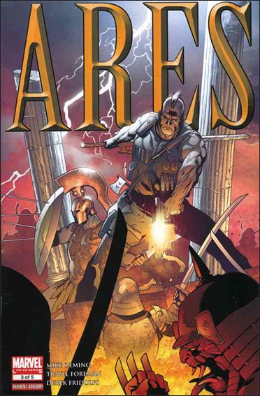 Ares 3-A by Marvel