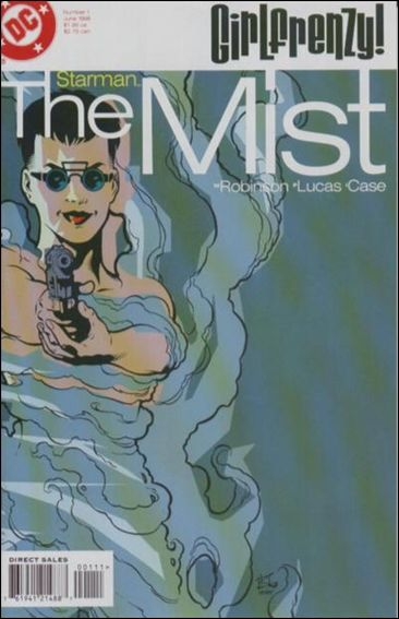 Starman: The Mist 1-A by DC