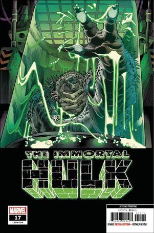 Immortal Hulk 17-F