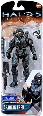 Halo 5 Guardians (Series 1) Spartan Fred