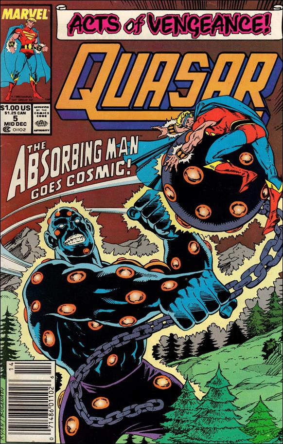 Quasar 5-A by Marvel