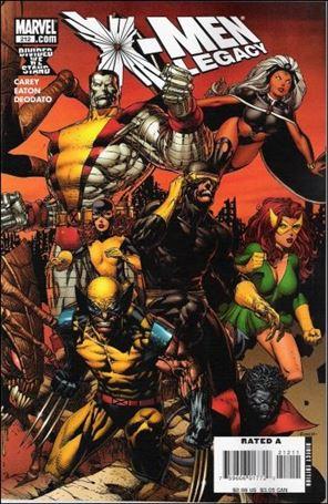 X-Men Legacy (2008) 212-A
