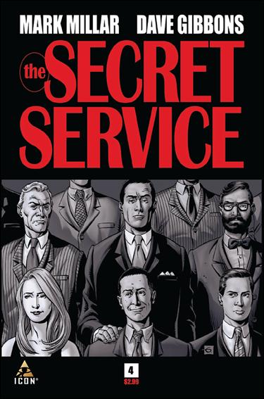 Secret Service 4-A by Icon