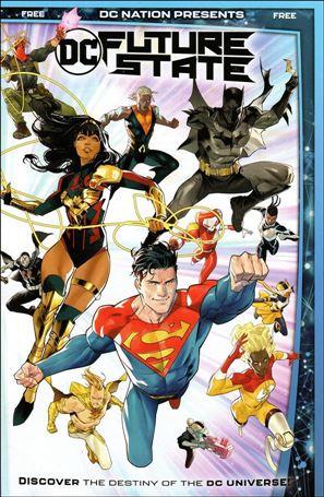 DC Nation Presents: DC Future Shock nn-A