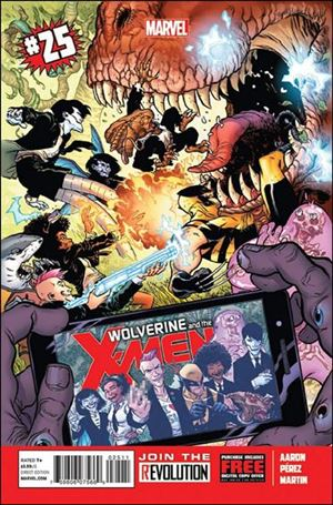 Wolverine & the X-Men (2011) 25-A