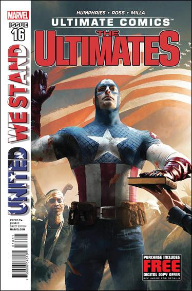 Ultimate Comics Ultimates 16-A by Marvel