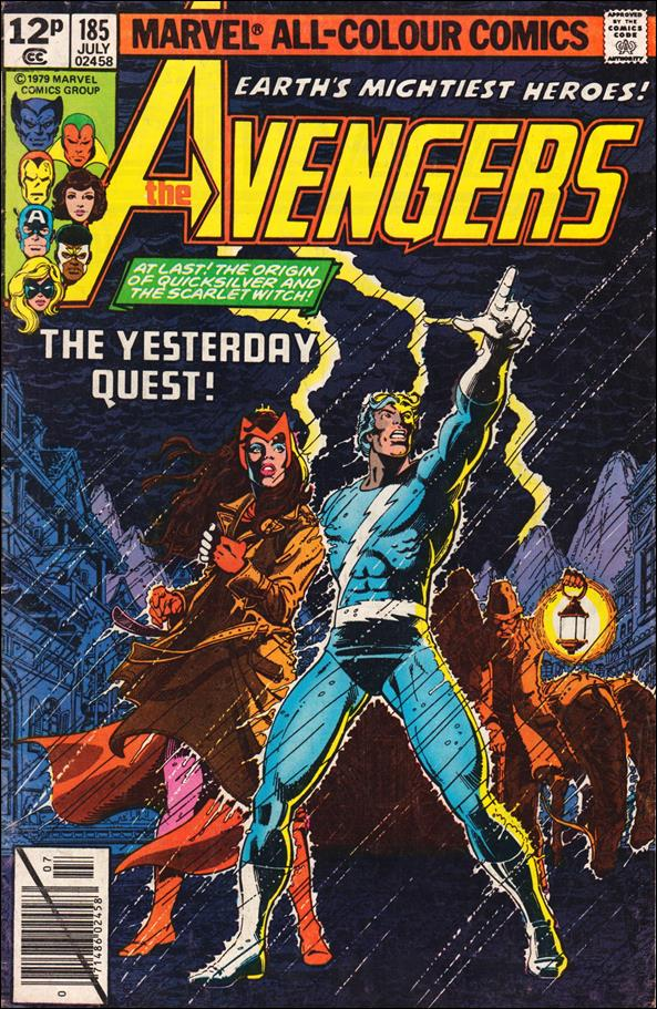 Avengers (1963) 185-B by Marvel