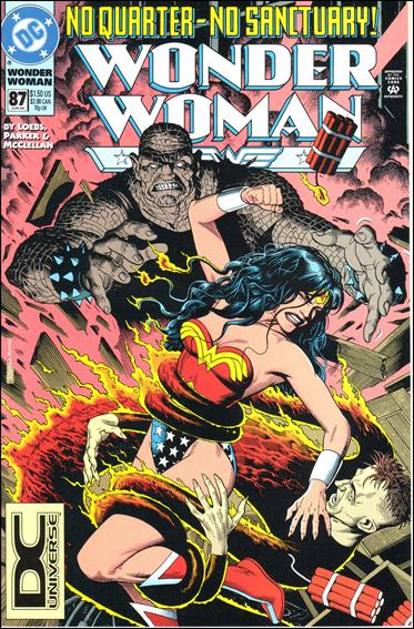 Wonder Woman (1987) 87-B by DC