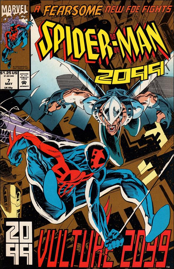 Spider-Man 2099 (1992) 7-A by Marvel