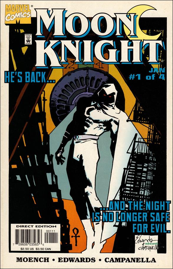 Moon Knight (1998) 1-A by Marvel