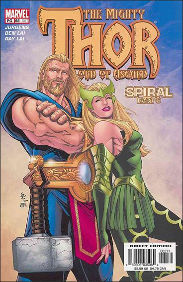 Thor (1998) 65-A by Marvel