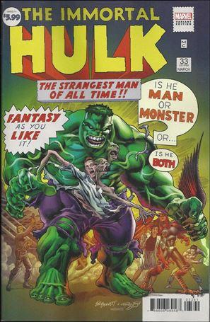 Immortal Hulk 33-B