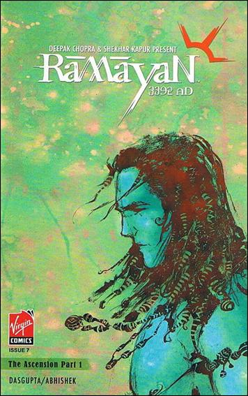 Ramayan 3392 A.D. 7-A by Virgin Comics