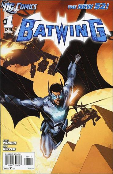 Batwing 1-A by DC