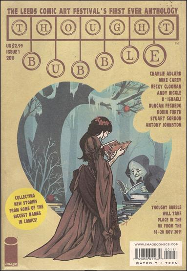 Thought Bubble Anthology 1-A by Image