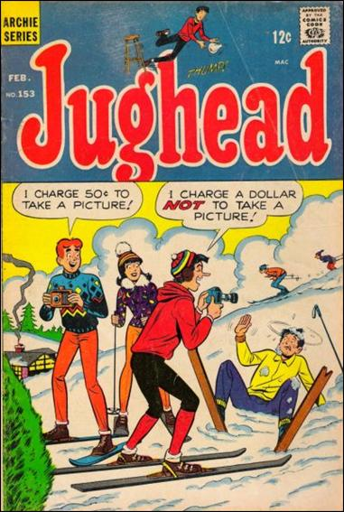 Jughead (1965) 153-A by Archie