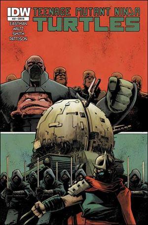 Teenage Mutant Ninja Turtles (2011) 37-C